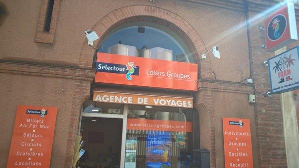 Votre agence de voyages à Muret