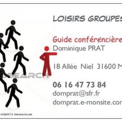 Guide conférencière Toulouse et Occitanie