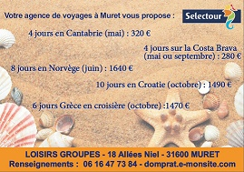 Voyages 2018